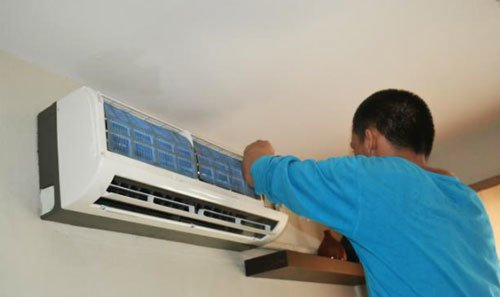 dịch vụ sửa máy lạnh Hóc Môn